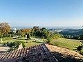 Agriturismo Cavazzone, Viano, Italy, 2019 - views from windows 01.jpg