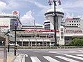 Aichi Pref r-342 Toyotashi Sta.JPG