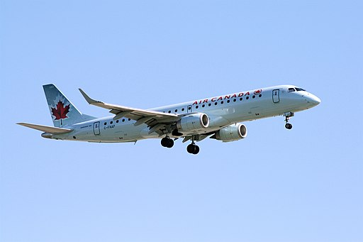 Air-Canada-Embraer-190-YVR