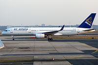P4-EAS - B752 - Air Astana