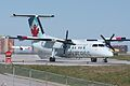 Air Canada Express (Jazz) Bombardier Dash-8-100 (6909167086).jpg