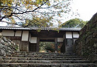 Asakura, Fukuoka - Akizuki Castle Ruins Nagayamon