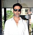 Akshay Kumar promote his film 'Brothers',2015.jpg