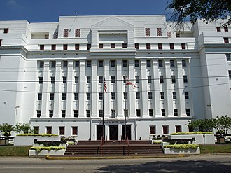 Alabama Legislature - Image: Alabama State House Apr 2009