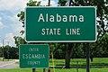 Alabama State Line - AL21 North - Escambia County (43220284741).jpg