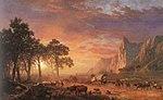 Albert Bierstadt Oregon Trail.jpg