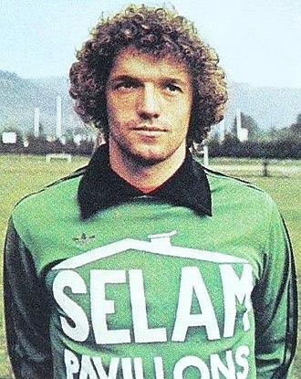 Albert Rust (footballer) - Albert Rust (1978)