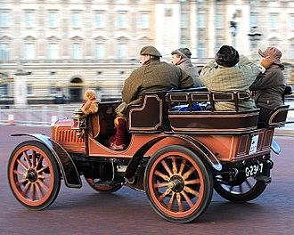 Albion Motors - Albion 16HP Wagonette 1904