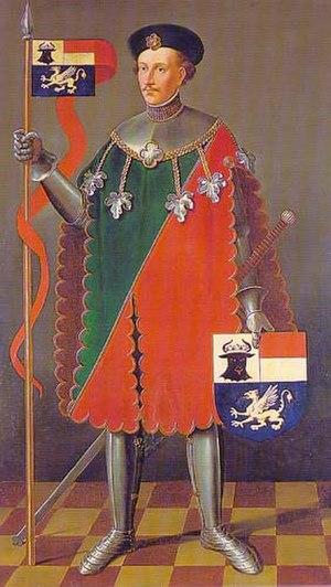 Albert IV, Duke of Mecklenburg - Albert IV, Duke of Mecklenburg