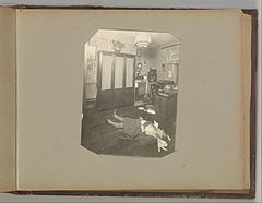 Album of Paris Crime Scenes - Attributed to Alphonse Bertillon. DP263832.jpg