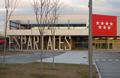 Alcalá de Henares (RPS 10-03-2012) Ciudad Deportiva Municipal Espartales, entrada principal.png