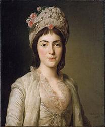 Alexander Roslin: Zoie Ghika, Moldavian Princess