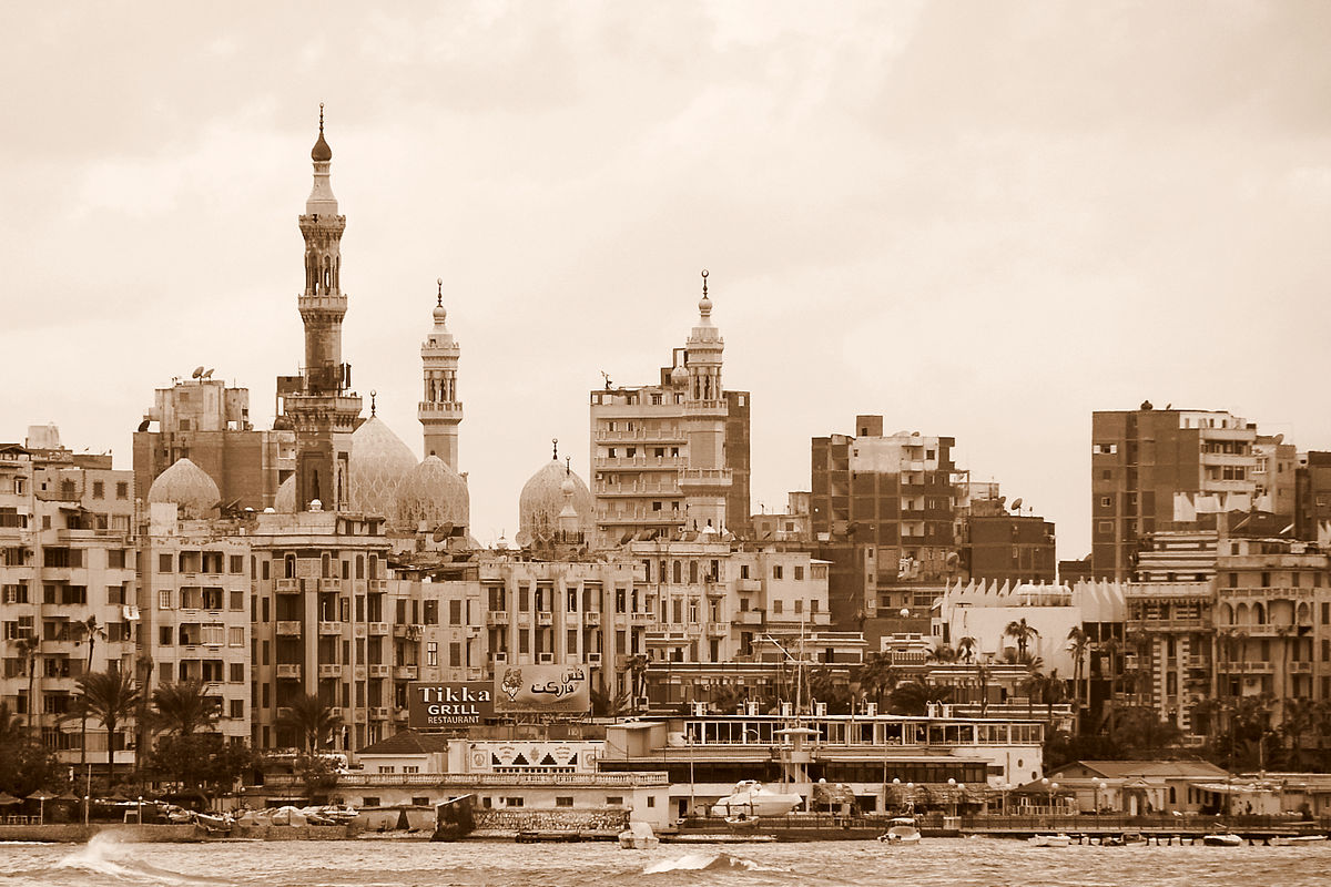 Alexandria Travel Guide At Wikivoyage