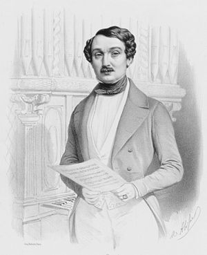 Alexis Dupont - Alexis Dupont in 1840