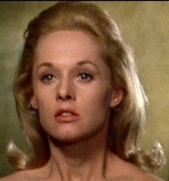 Alfred Hitchcock's Marnie Trailer - Tippi Hedren