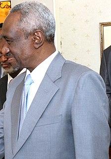 Ali Osman Taha Sudanese politician
