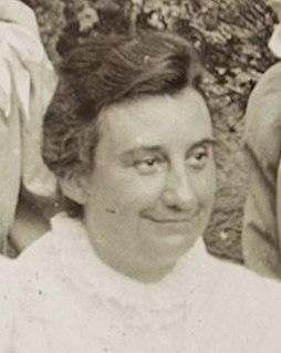 Alice Lee (mathematician) British mathematician