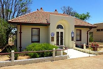 Nungarin, Western Australia - Alice Williams Memorial Building in Nungarin
