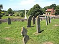 All Saints Church - churchyard - geograph.org.uk - 1371760.jpg