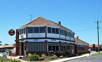 Allansford, Victoria - Junction Hotel at Allansford