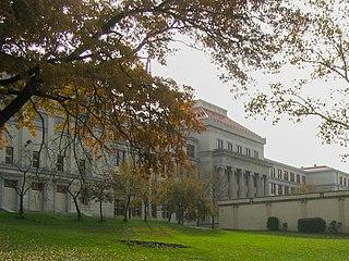 Taylor Allderdice High School Public high school in Pittsburgh, Pennsylvania, United States