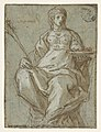 Allegorical Female Figure Holding a Branch and a Dish MET DP811831.jpg