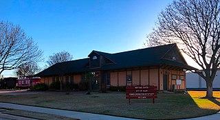 Allen Depot (Allen, Texas)