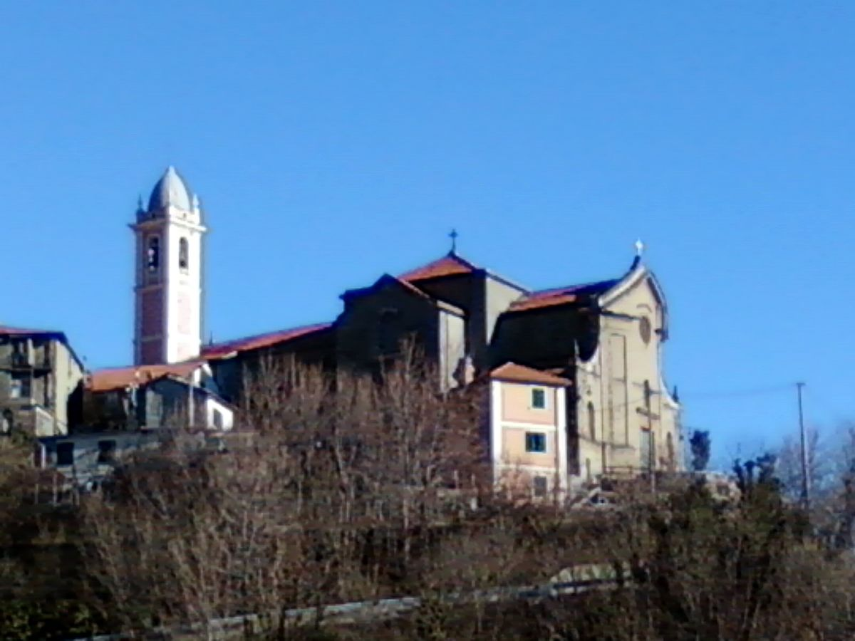 Chiesa di sant 39 antonio abate varazze wikipedia for Arredo bimbo sant antonio abate