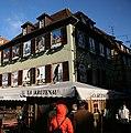 Alsace, Haut-Rhin, Colmar, Winstub La Krutenau 1, rue de la Poissonnerie.jpg