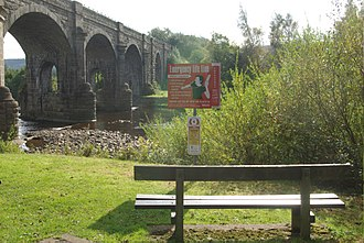 Alston Arches Viaduct - Alston Arches Viaduct