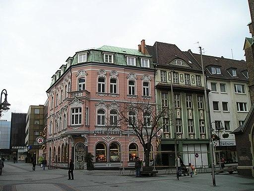 Alte Apotheke Innenstadt Bottrop