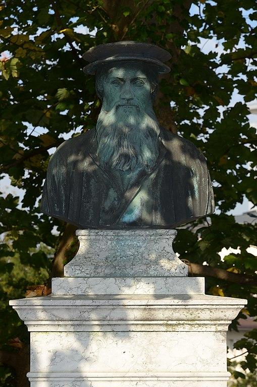 File:Alter Botanischer Garten Zürich - Conrad Gessner 2012-10-22 15 ...