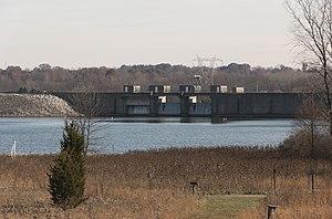 Alum Creek (Ohio) - Alum Creek Dam