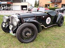 Alvis Speed 20 Wikipedia