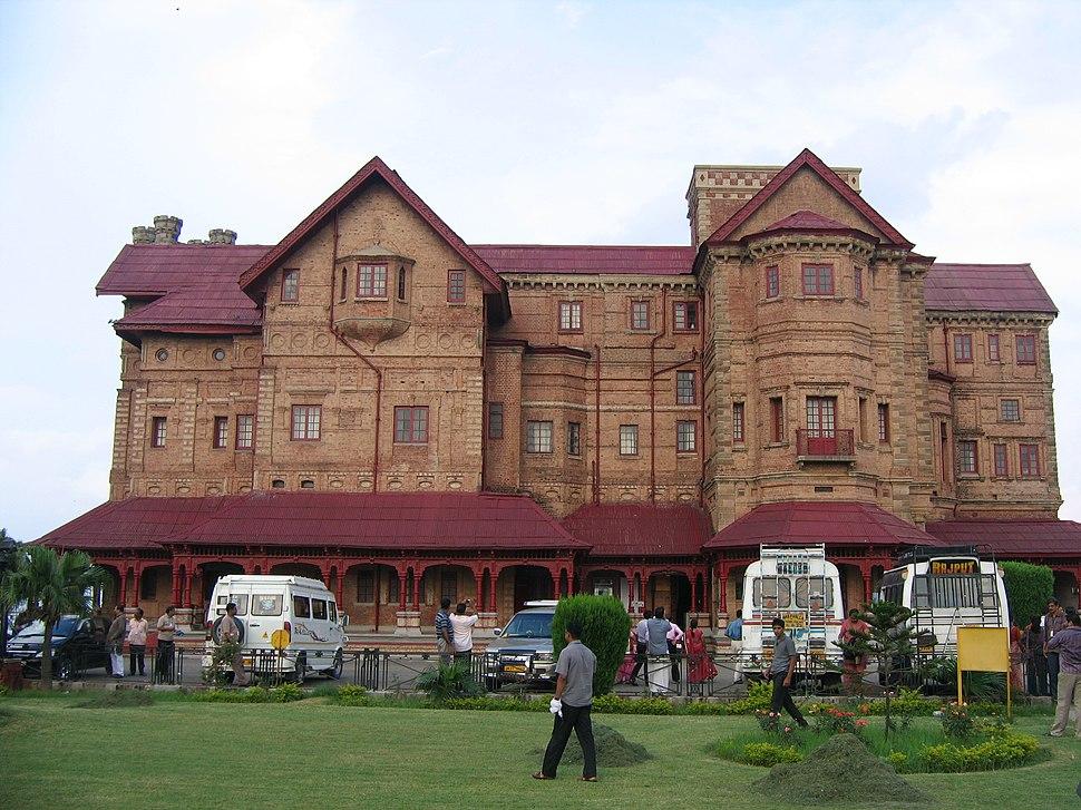 Amar Mahal Palace