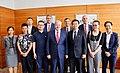 Ambassador Branstad Visits Qingdao, July 2018 (41948884880).jpg
