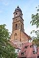 Amberg, Marktplatz 2, Kath. Stadtpfarrkirche St. Martin 20170908 008.jpg