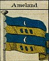 Ameland flag - Bowles's naval flags of the world, 1783.jpg