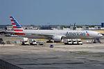 American Airlines, N717AN, Boeing 777-323 ER (19559291484).jpg