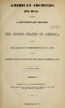 American Archives, Series 5, Volume 2.djvu