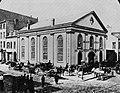 Amerikanischer Photograph um 1865 - Die Grand Street Zunftställe (Zeno Fotografie).jpg