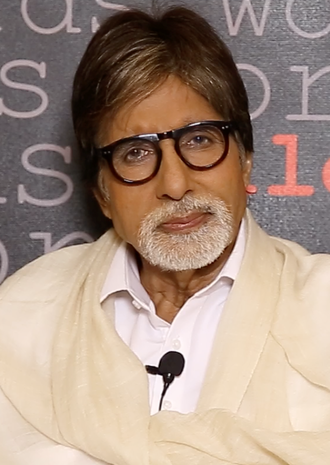 National Film Award for Best Actor - Image: Amitabh Bachchan December 2013