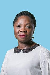 Amma Asante (politician) Ghanaian-Dutch politician