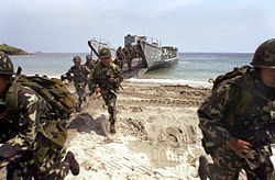 Amphibious assault 21Jan2000.jpg
