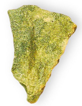 Nephrite - Nephrite from Wyoming