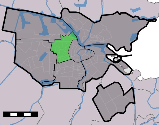 Amsterdam - Stadsdeel West