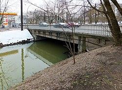 An der wuhlheide Pyramidenbrücke Köpenick 2013-03-27- ama fec (5).JPG