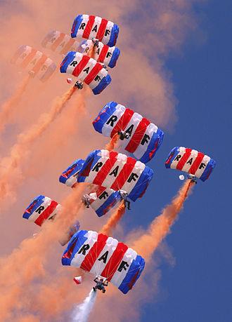 RAF Falcons - Falcons in 2005