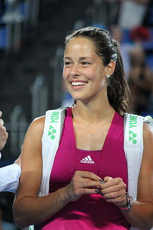 2011 Hopman Cup - Ivanovic was part of the Serbian team that reached the final, but then withdrew because of her injury.