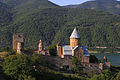 Ananuri, Georgia — Ananuri Fortess and Monastery.jpg